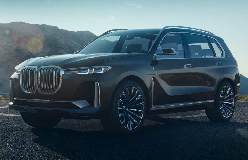 15 Concept of 2020 BMW X7 Style by 2020 BMW X7
