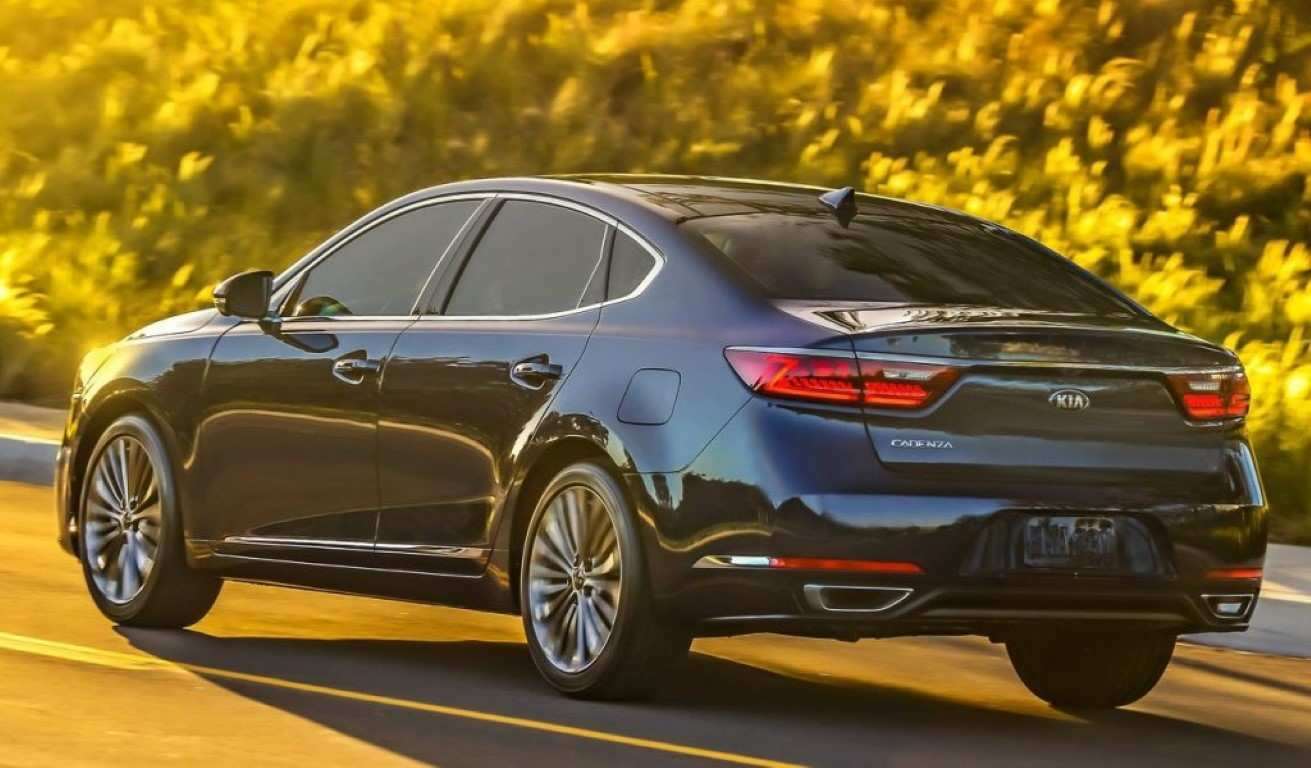 15 Concept of 2020 Kia Cadenza Prices for 2020 Kia Cadenza