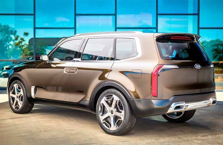 15 Gallery of 2020 Kia Telluride Exterior Release for 2020 Kia Telluride Exterior