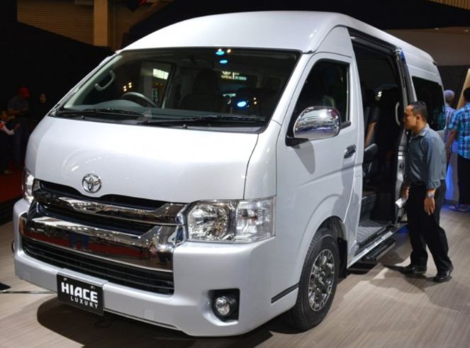 15 Great 2020 Toyota Hiace 2018 Release for 2020 Toyota Hiace 2018
