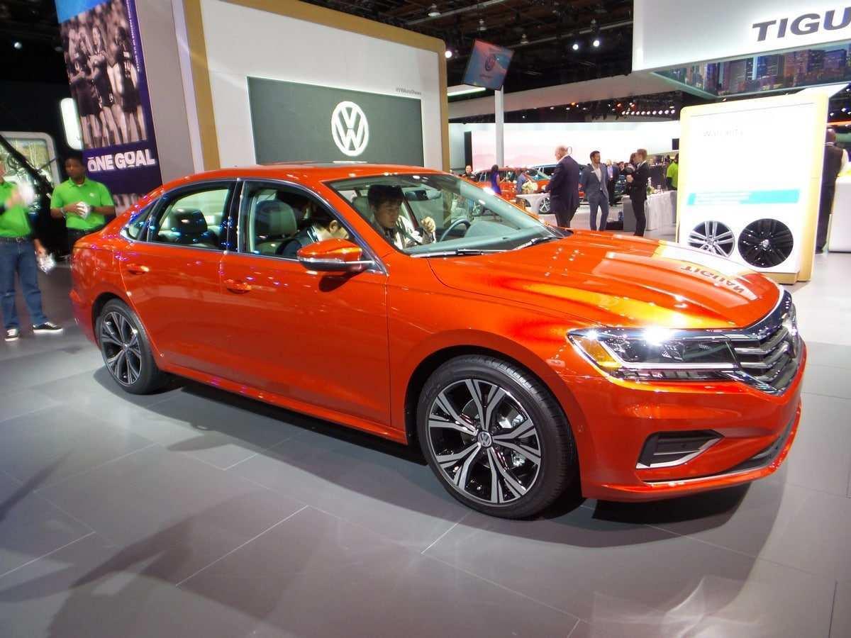 15 Great Volkswagen New Passat 2020 History with Volkswagen New Passat 2020