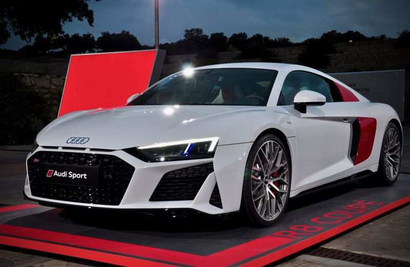 15 New 2020 Audi R8 Exterior and Interior with 2020 Audi R8