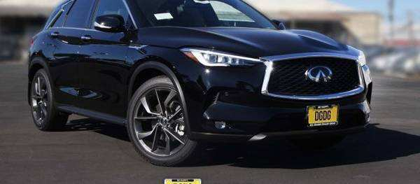 15 New 2020 Infiniti Qx50 Edmunds Style with 2020 Infiniti Qx50 Edmunds