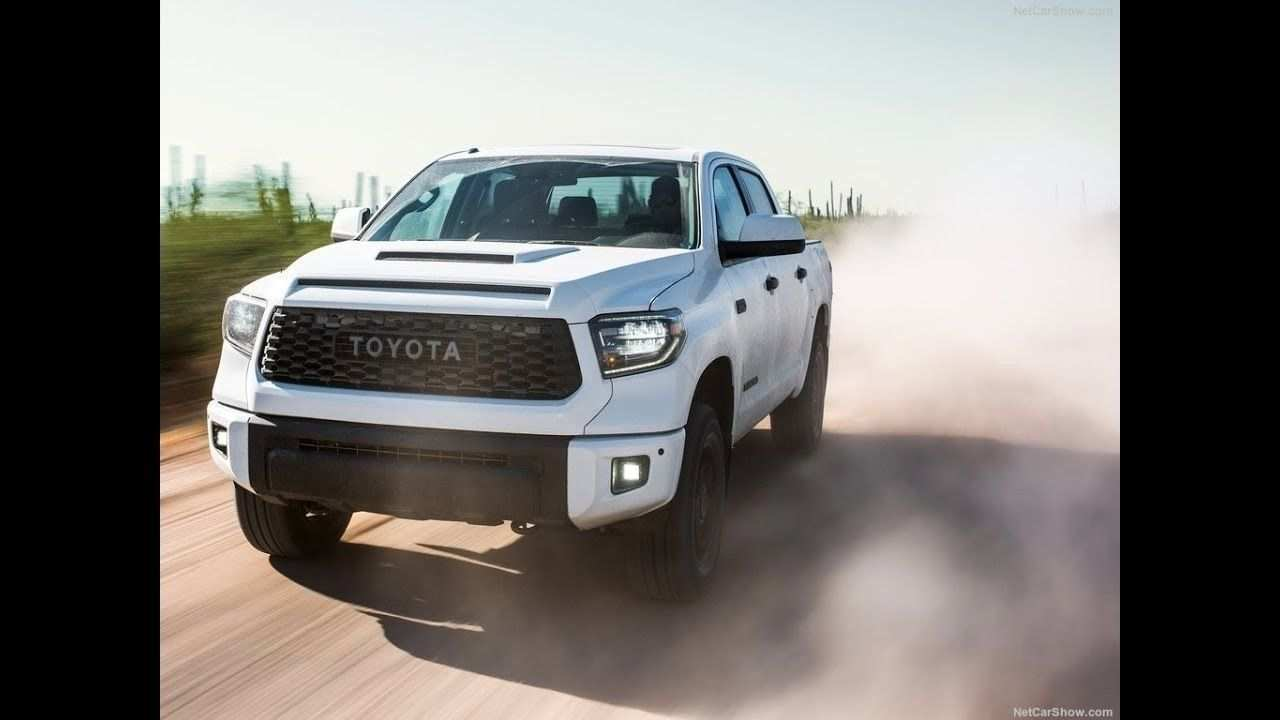 2020 Toyota Tacoma Diesel Trd Pro Style