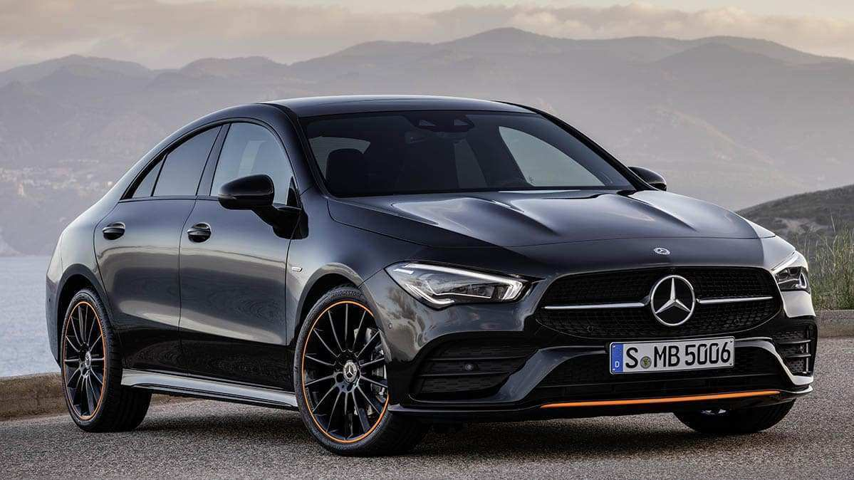 15 New Mercedes Cla 2020 Exterior Date Prices for Mercedes Cla 2020 Exterior Date