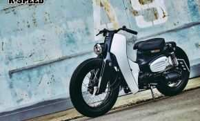 15 The 2020 Honda Super Cub Top Speed Style for 2020 Honda Super Cub Top Speed