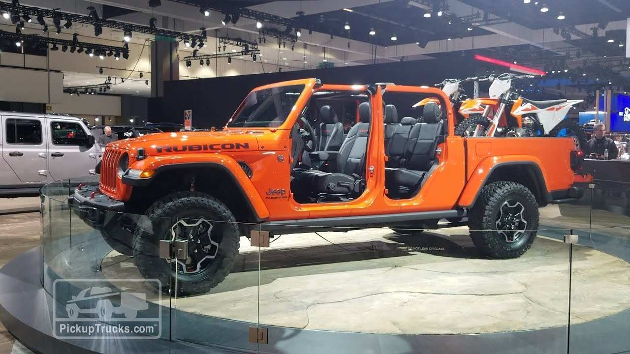 15 The 2020 Jeep Gladiator Photos with 2020 Jeep Gladiator