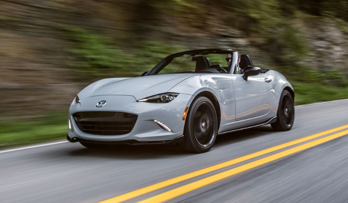 15 The 2020 Mazda Miata Interior with 2020 Mazda Miata