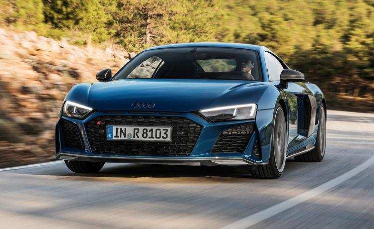 16 All New 2020 Audi R8 V10 Spyder Photos by 2020 Audi R8 V10 Spyder