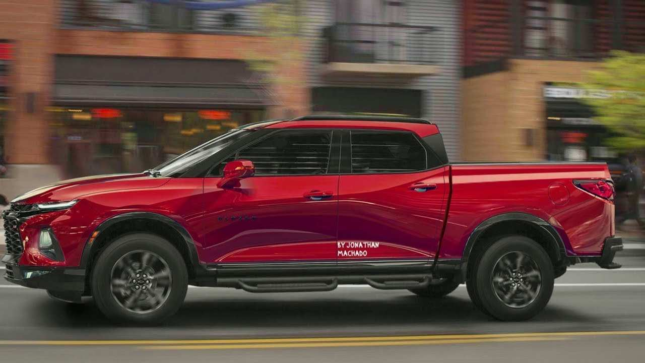 16 All New 2020 Chevrolet Colorado Price and Review by 2020 Chevrolet Colorado