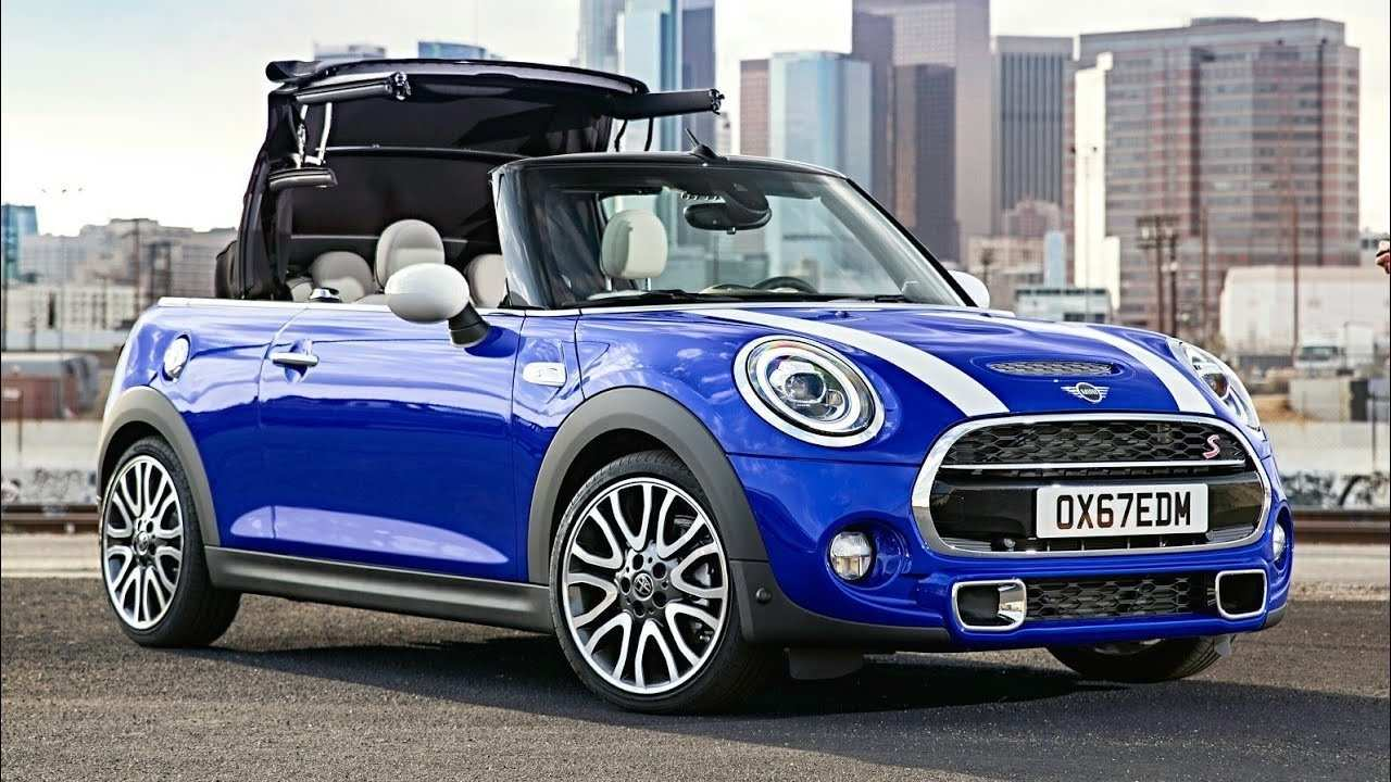 16 All New 2020 Mini Cooper Convertible S Research New with 2020 Mini Cooper Convertible S