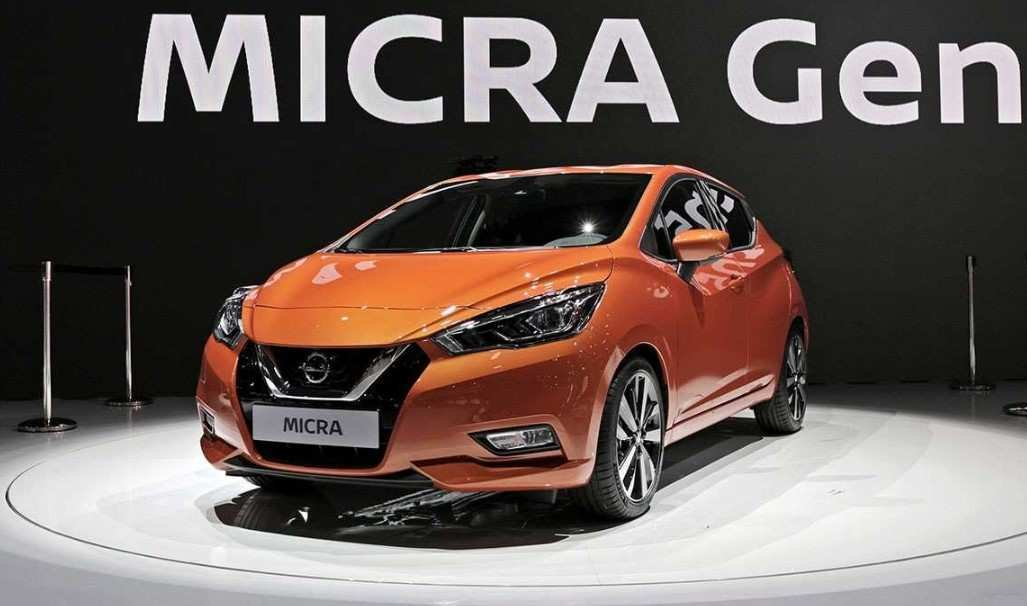 16 All New 2020 Nissan Micra 2018 Interior for 2020 Nissan Micra 2018