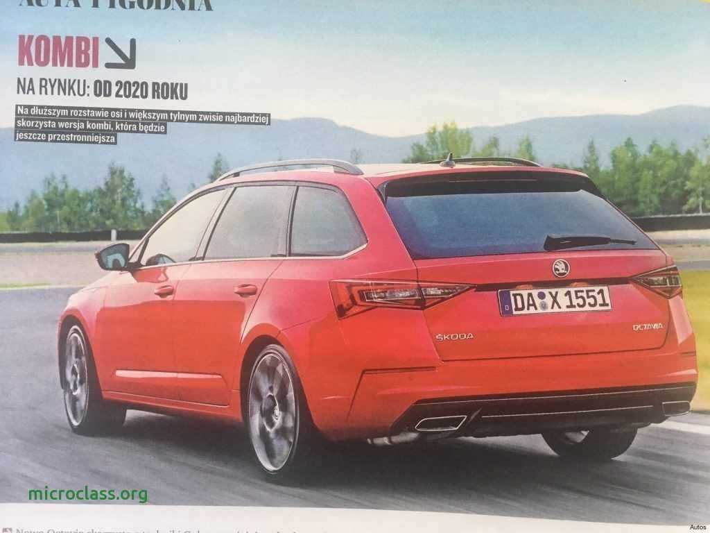 16 All New 2020 Skoda Octavia India Egypt Exterior and Interior by 2020 Skoda Octavia India Egypt