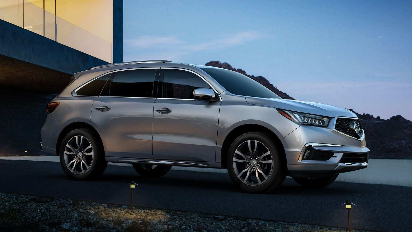 2020 Acura Mdx Rumors Price, Design and Review