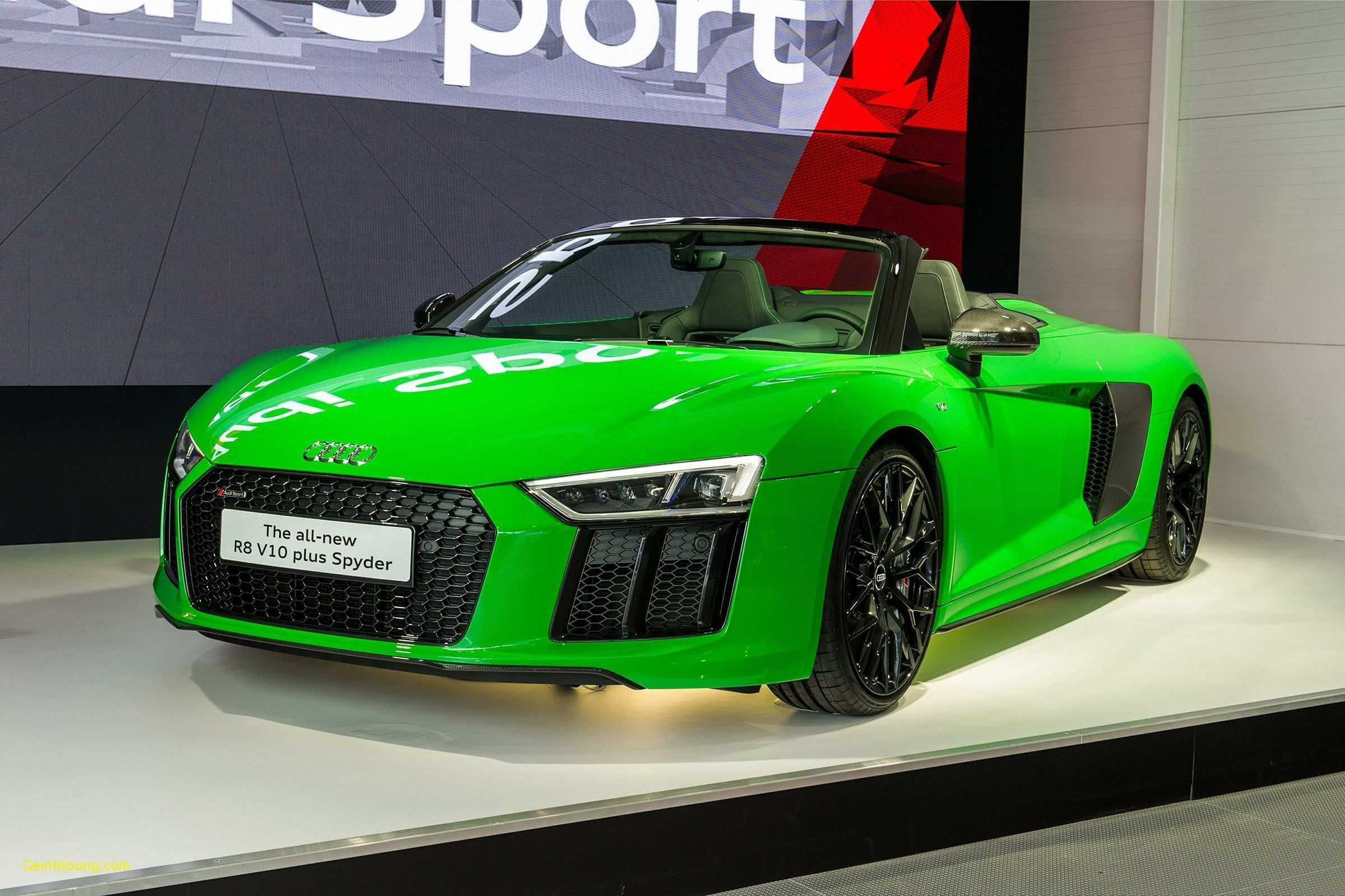 16 Best Review 2020 Audi R8 V10 Spyder Release by 2020 Audi R8 V10 Spyder