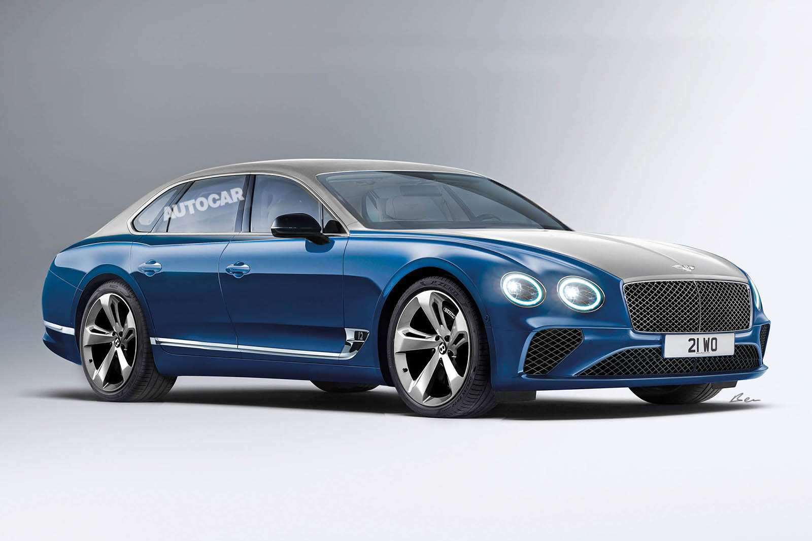 16 Best Review 2020 Bentley Flying Spur Redesign and Concept by 2020 Bentley Flying Spur
