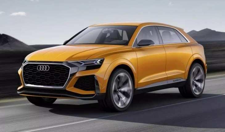 16 Concept of 2020 Audi Q3 Exterior by 2020 Audi Q3