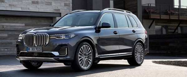 16 Concept of 2020 BMW X7 Spy Shoot for 2020 BMW X7
