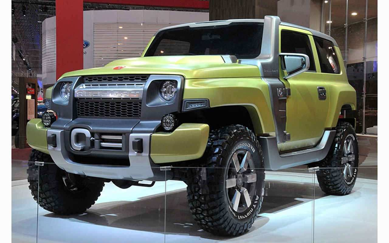16 Concept of 2020 Fj Cruiser 2018 Speed Test by 2020 Fj Cruiser 2018