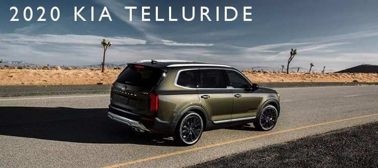 16 Concept of 2020 Kia Telluride Exterior Photos for 2020 Kia Telluride Exterior