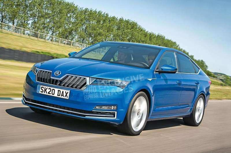 16 Concept of 2020 Skoda Superb Style with 2020 Skoda Superb