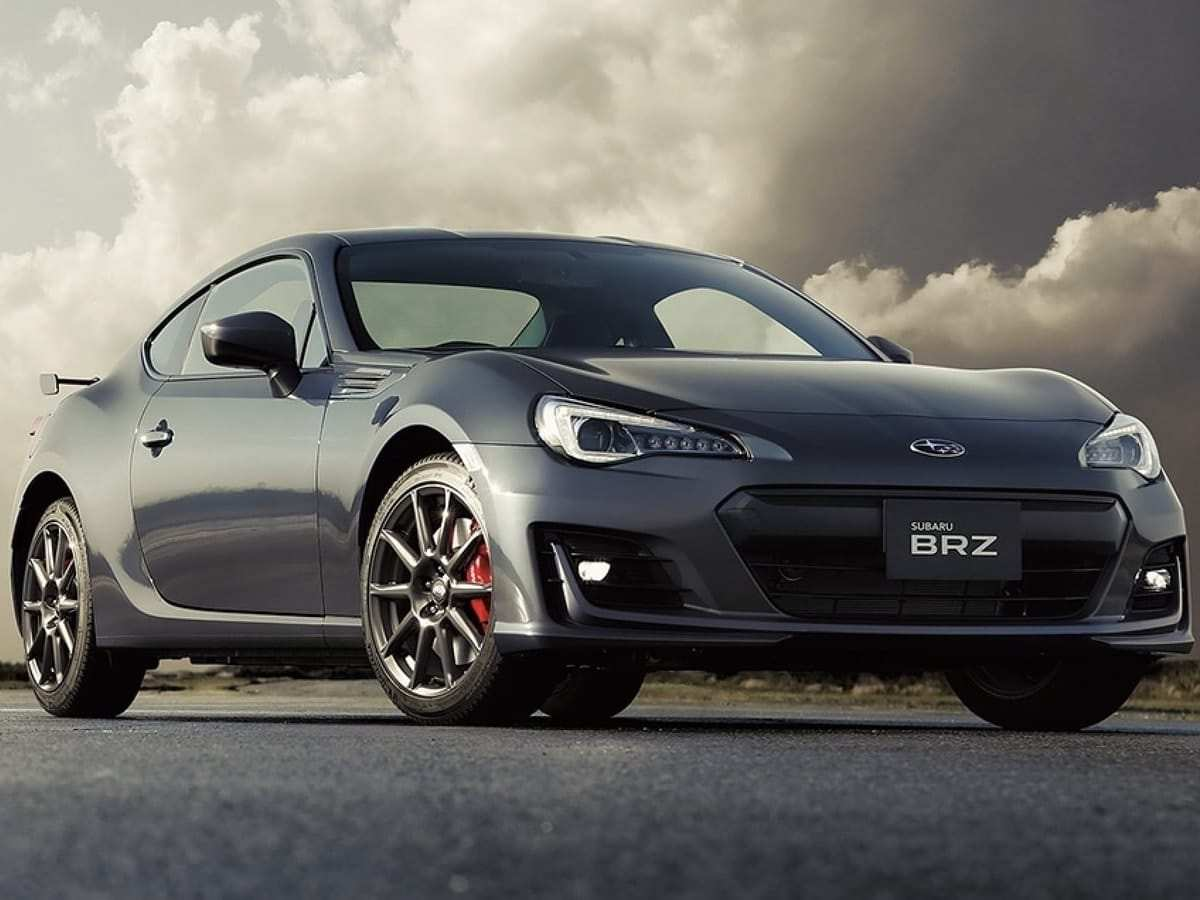 16 Concept of 2020 Subaru Brz Turbo Release Date with 2020 Subaru Brz Turbo