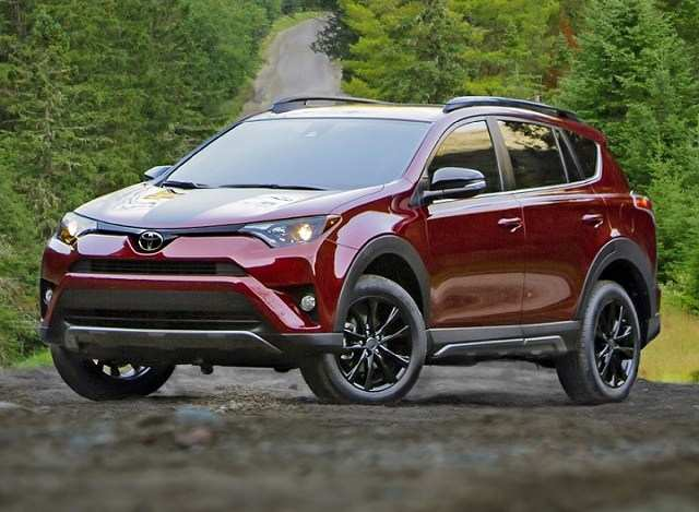 16 Concept of 2020 Toyota RAV4 First Drive by 2020 Toyota RAV4