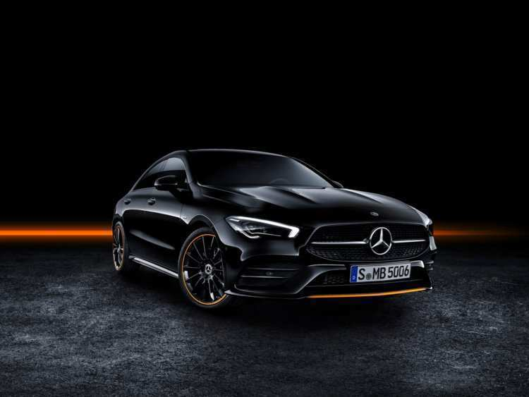 16 Concept of New Cla Mercedes 2020 Style with New Cla Mercedes 2020
