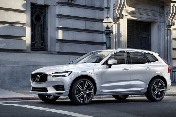 16 Concept of Volvo Xc60 2020 New Concept History with Volvo Xc60 2020 New Concept