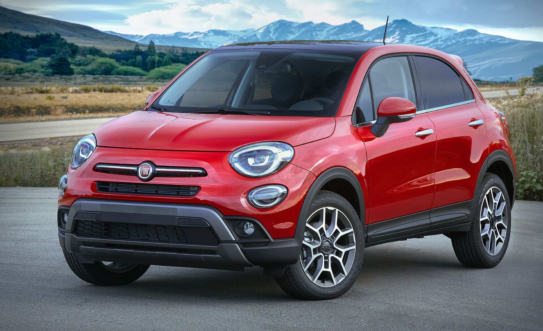 16 Gallery of 2020 Fiat 500X Style for 2020 Fiat 500X