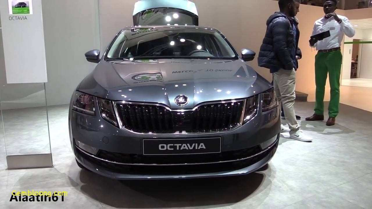 2020 Skoda Octavia India Egypt Pricing