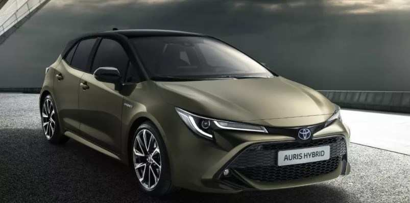 16 Gallery of 2020 Toyota Auris Concept by 2020 Toyota Auris