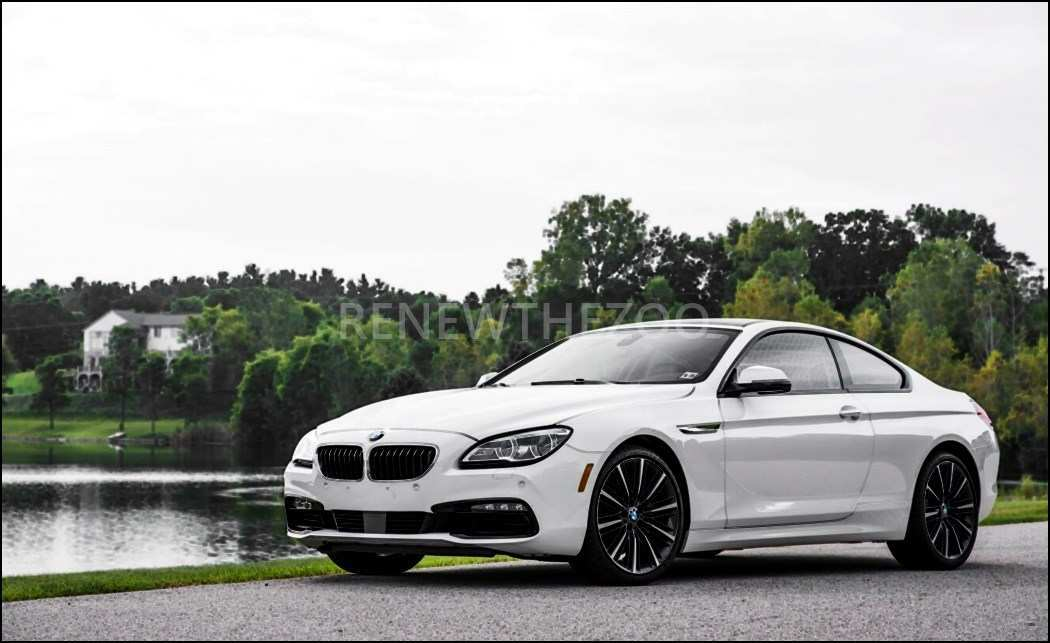 16 Great 2020 BMW 6 Price with 2020 BMW 6