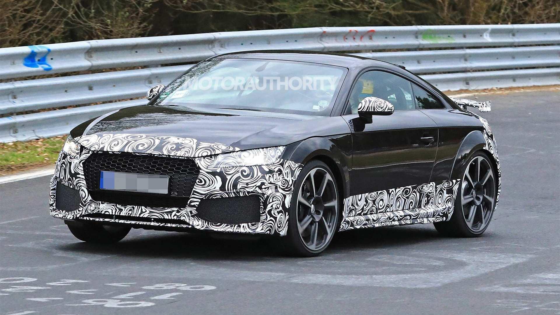 16 New 2020 Audi TTS Concept for 2020 Audi TTS