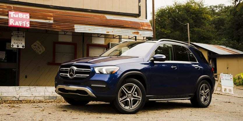 16 New 2020 Mercedes GLE Release with 2020 Mercedes GLE