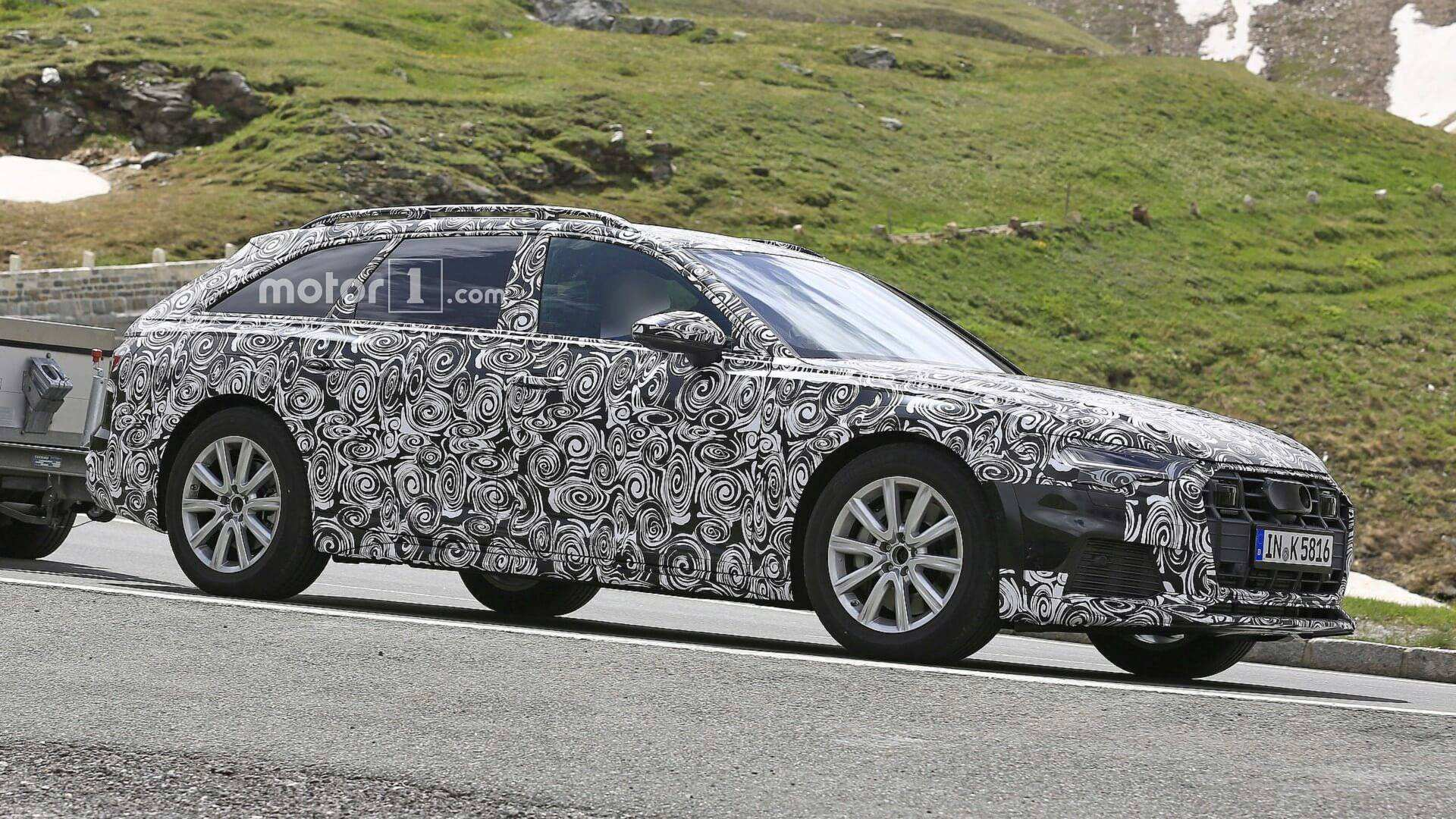 16 New 2020 The Audi A6 Interior with 2020 The Audi A6