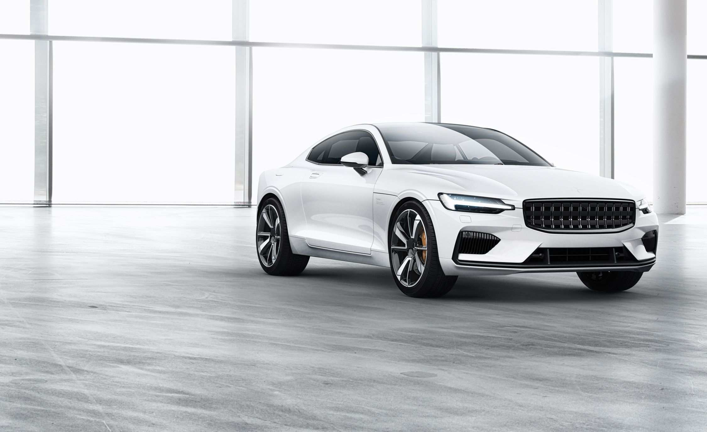 16 New 2020 Volvo Polestar 1 Overview by 2020 Volvo Polestar 1