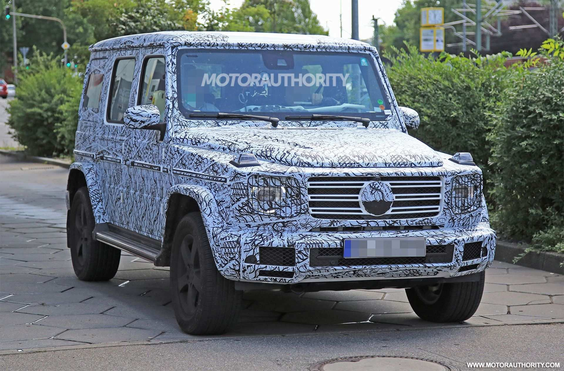 16 New Mercedes G 2020 Exterior Style for Mercedes G 2020 Exterior