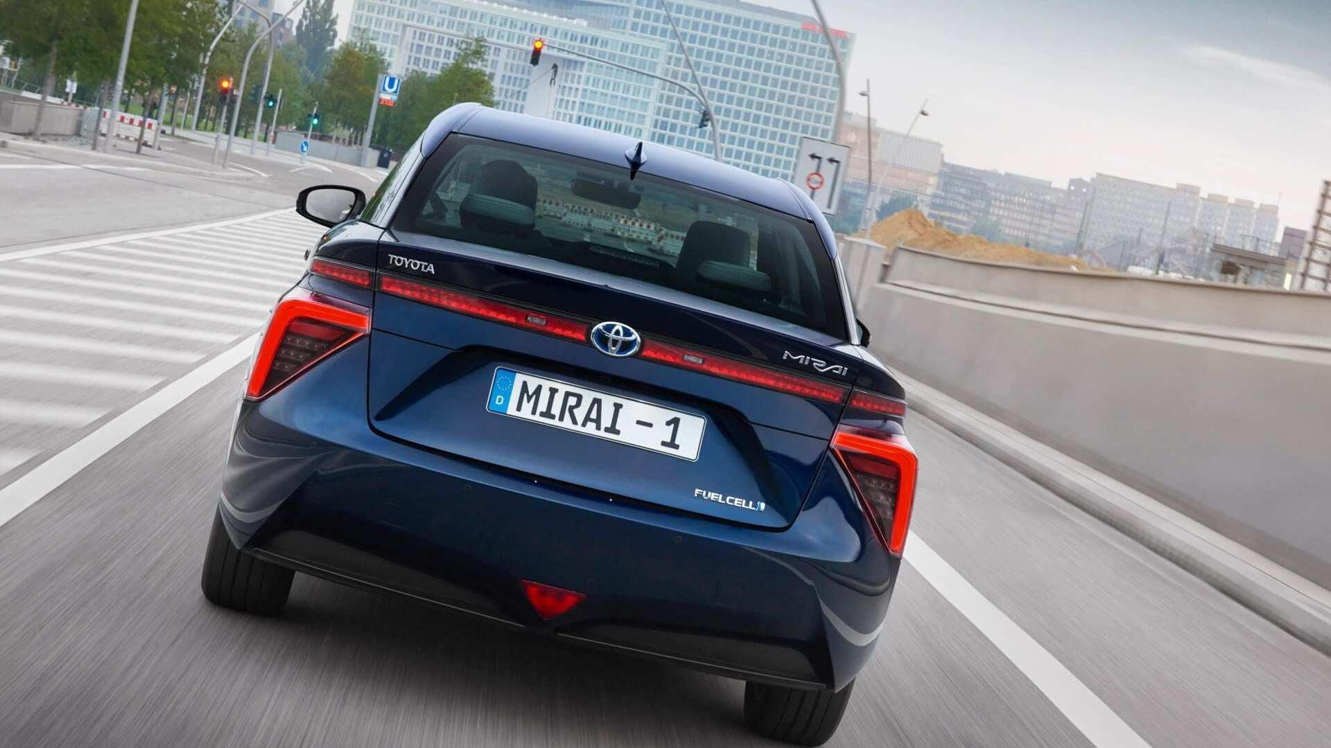 16 New Toyota Mirai 2020 Performance with Toyota Mirai 2020