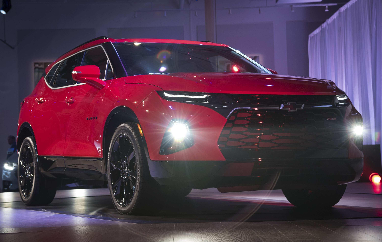 16 The 2020 Chevy Trailblazer Ss Redesign for 2020 Chevy Trailblazer Ss