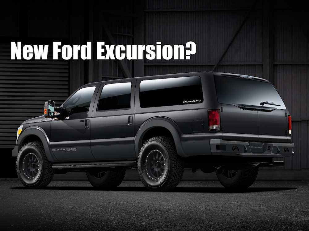 16 The 2020 Ford Excursion Performance and New Engine by 2020 Ford Excursion