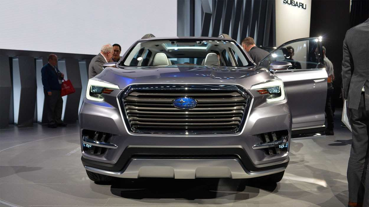16 The 2020 Subaru Ascent Exterior Review by 2020 Subaru Ascent Exterior