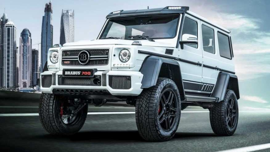 16 The Mercedes Brabus 2020 Performance and New Engine by Mercedes Brabus 2020
