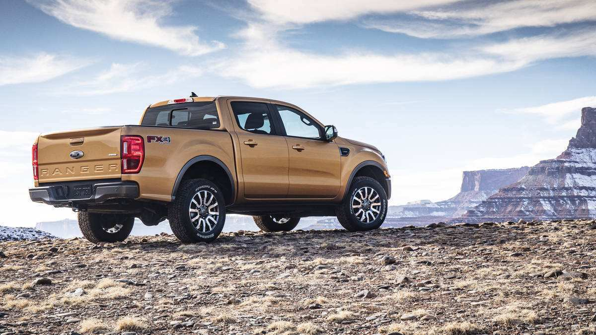 17 All New 2020 Ford Ranger Vs BMW Canyon Spesification by 2020 Ford Ranger Vs BMW Canyon