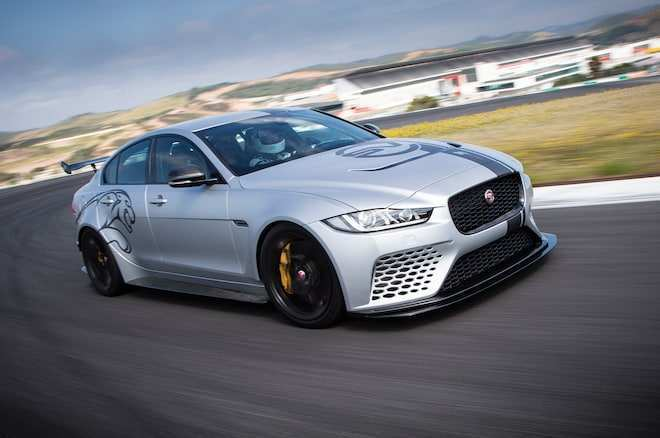 17 All New 2020 Jaguar Xe Sv Project 8 Redesign and Concept by 2020 Jaguar Xe Sv Project 8