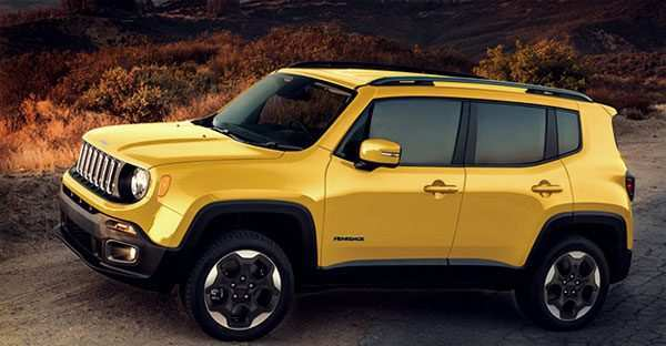17 All New 2020 Jeep Renegade Exterior for 2020 Jeep Renegade