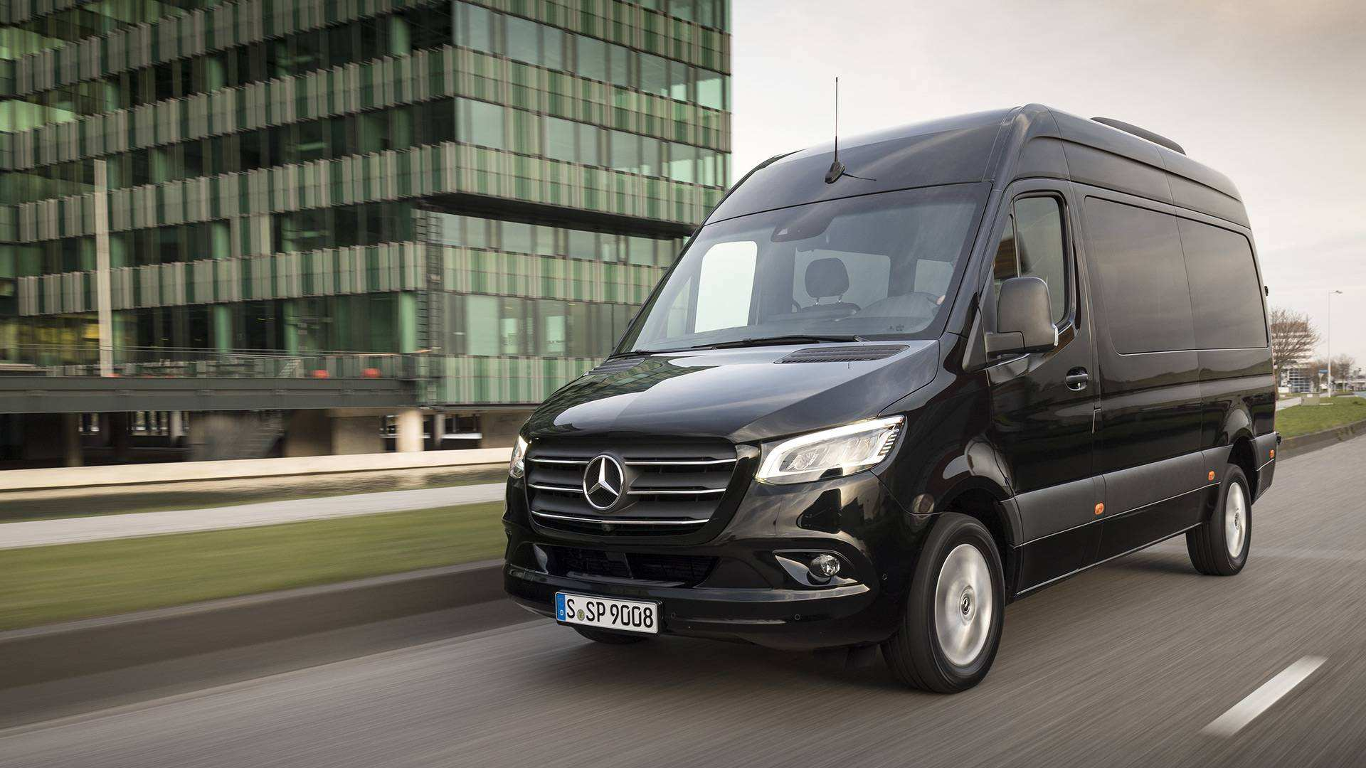 17 All New 2020 Mercedes Van New Concept by 2020 Mercedes Van