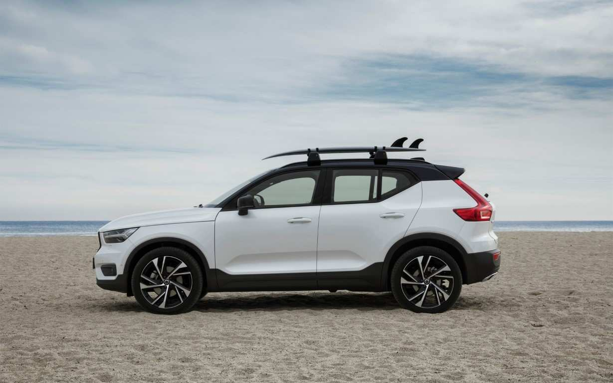 17 All New Volvo Xc40 Dimensions 2020 Review by Volvo Xc40 Dimensions 2020
