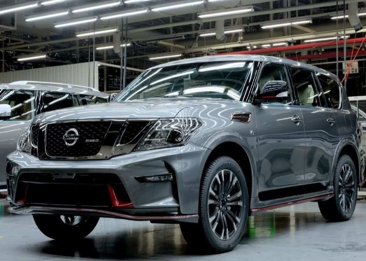 17 Best Review New Nissan Patrol 2020 Rumors with New Nissan Patrol 2020