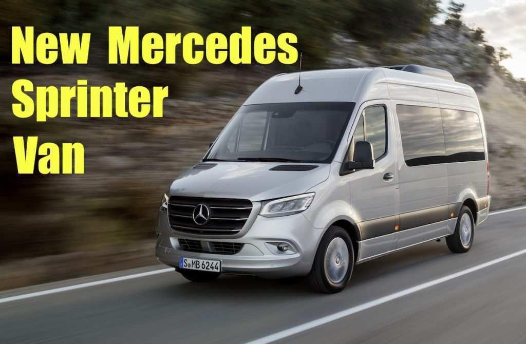 17 Best Review Sprinter Mercedes 2020 Concept with Sprinter Mercedes 2020